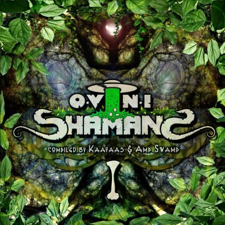 UFO ShamanS 01 by KAAYAAS (Digital Album)
