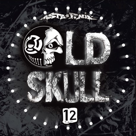 Old Skull 12 (Printed Sleeve)