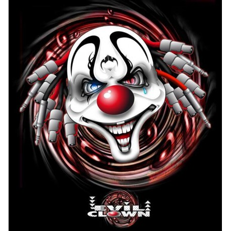 Der Clown Evil