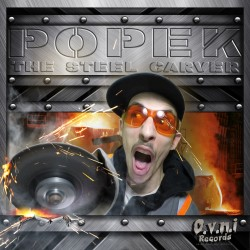 Synthetik Language by POPEK (CD Album)