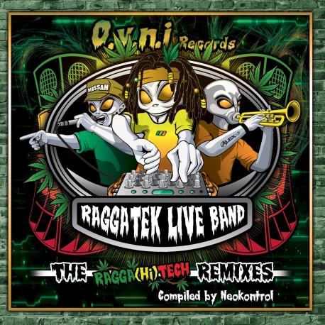 Raggatek Live-Band (UFO Records Hitech Remixes)