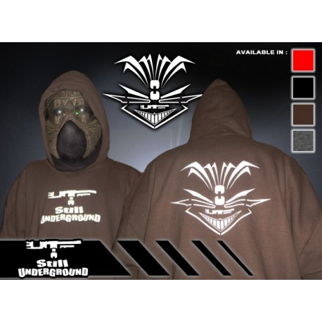 Sweat capuche UTF Still Underground