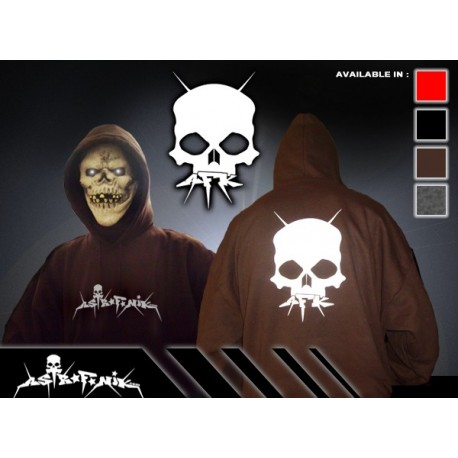 Sweat capuche AFK SKULL