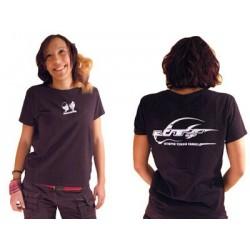 T-Shirt femme Utopik Spirit Alien