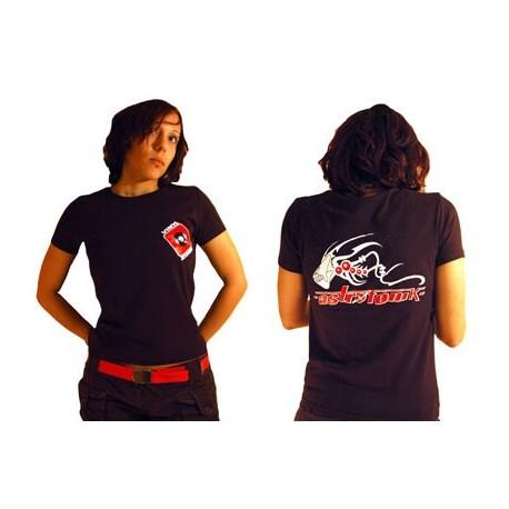 T-Shirt femme AFK Vinyl Zone FISH