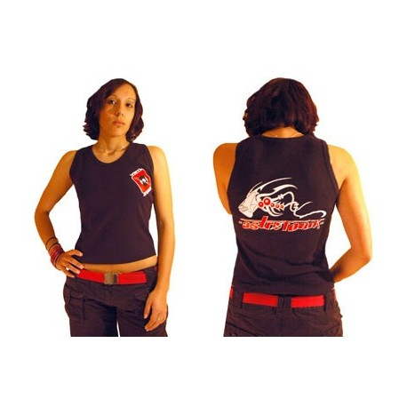 T-Shirt Debarder femme AFK Vinyl Zone FISH