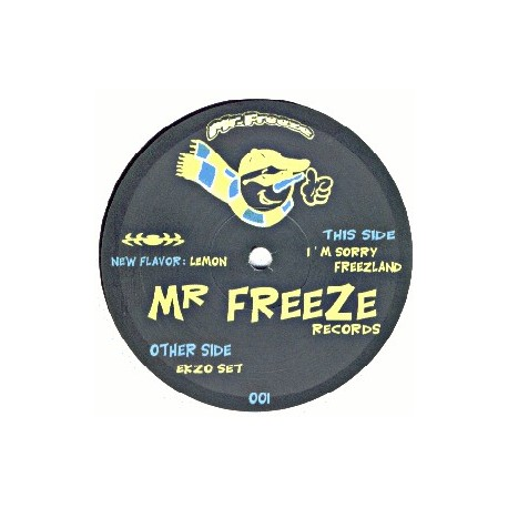 Mister Freeze 01 Rp