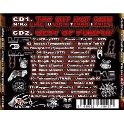 AstroFoniK Best Of 01 (CD)
