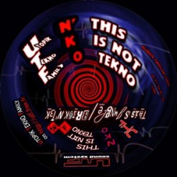This Is Not Tekno (CD)