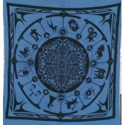 Backdrop Astrology (Bleu Uni)