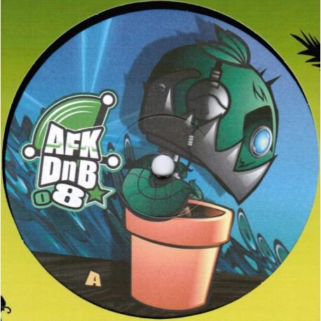 AstroFoniK Drum N Bass 08 (Printed Sleeve)