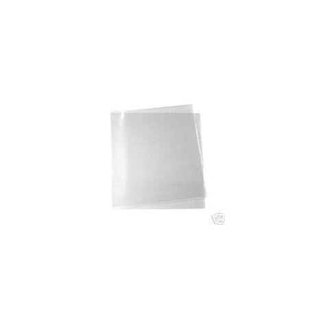 """10 Sur Pochettes PVC Souples 12\"""""""