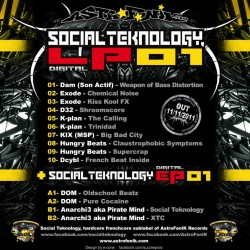 Social Teknology LP 01 (Digital)