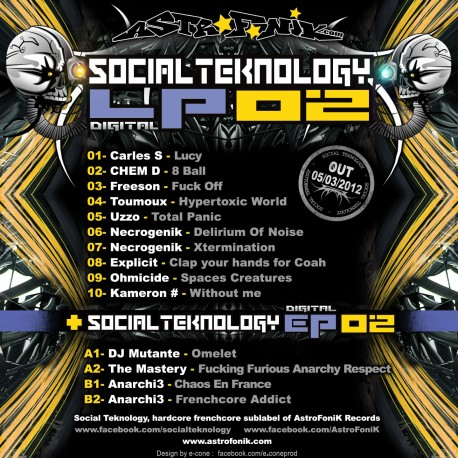 Social Teknology LP 02 (Digital)