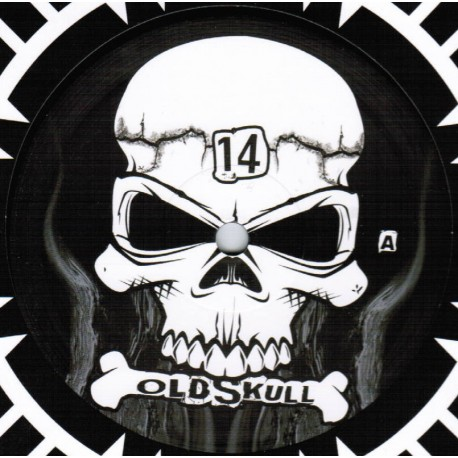 Old Skull 14 (Printed Sleeve)