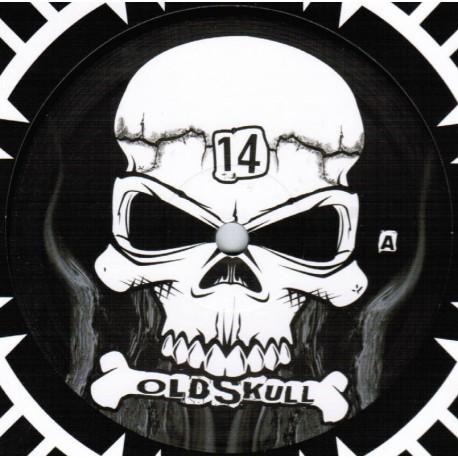 Old Skull 14