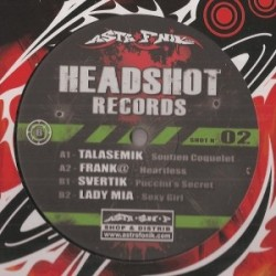 Headshot Records (Printed Sleeve)