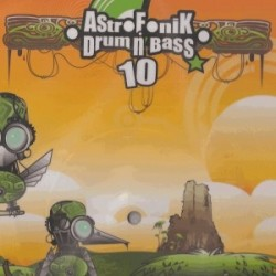 AstroFoniK Drum N Bass 10 (Picture)